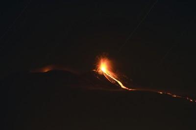 Astronomical Eruption