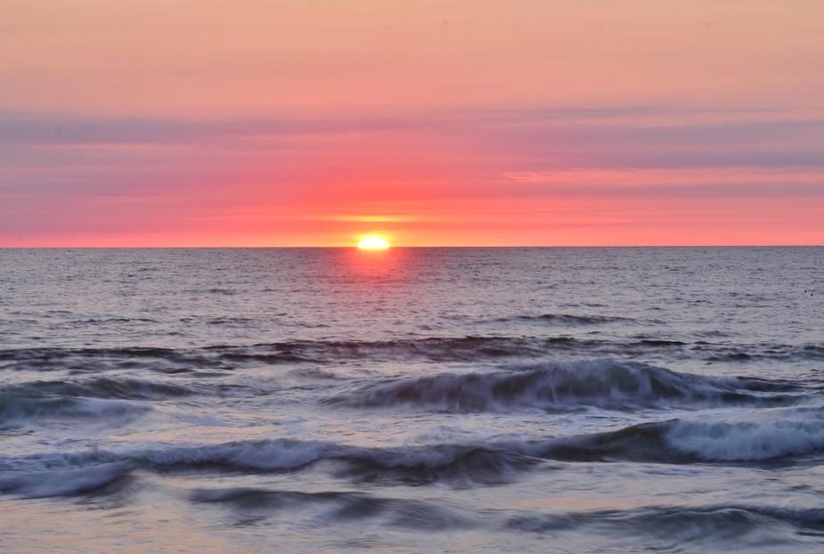 Seasie Sunrise on the Horizon