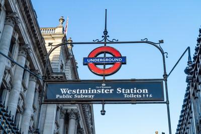 LONDON - Westminster Station