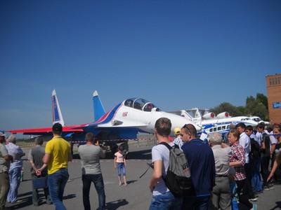 "Taganrog Airshow, Russia 2019 - Aerobatic Team ""Russian Knights"""