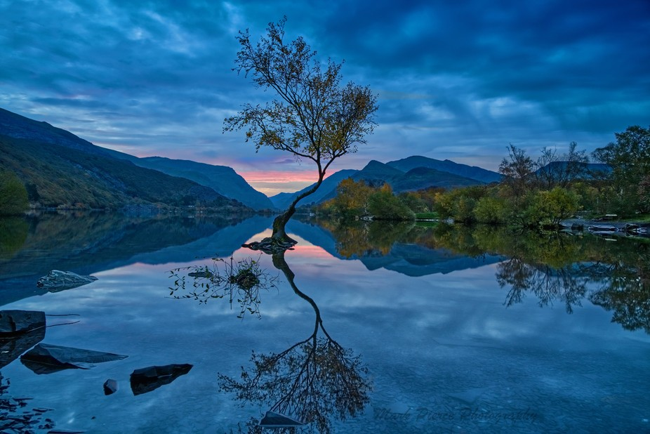 Llanberis sunrise
