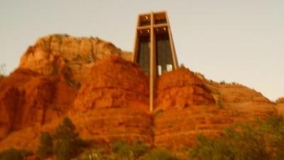 Sedona AZ/Church on the rock