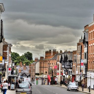 Beautiful Old Town of Chester (2) - England_(96)