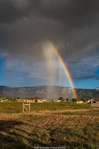 Tiny Storm, Big Rainbow