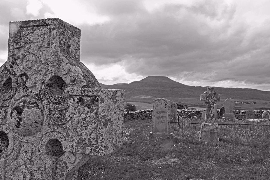 War Graves. Portree. Isle of Skye. Scotland.