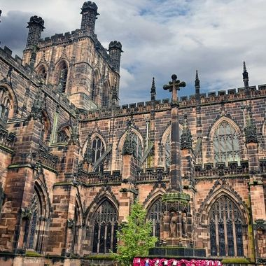 Chester Cathedral - Cheshire, England