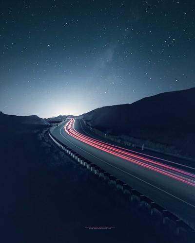 Road to the Milky Way by Samir BELHAMRA @Grafixart_photo  Grafixartphoto.com