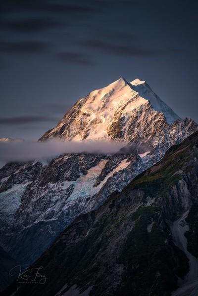 Mount Cook 2