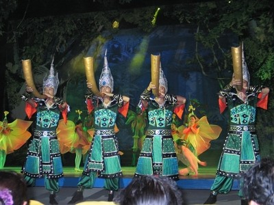 Chinese culture show