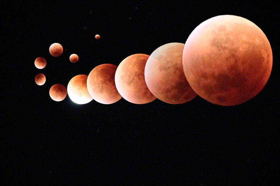 Many lune