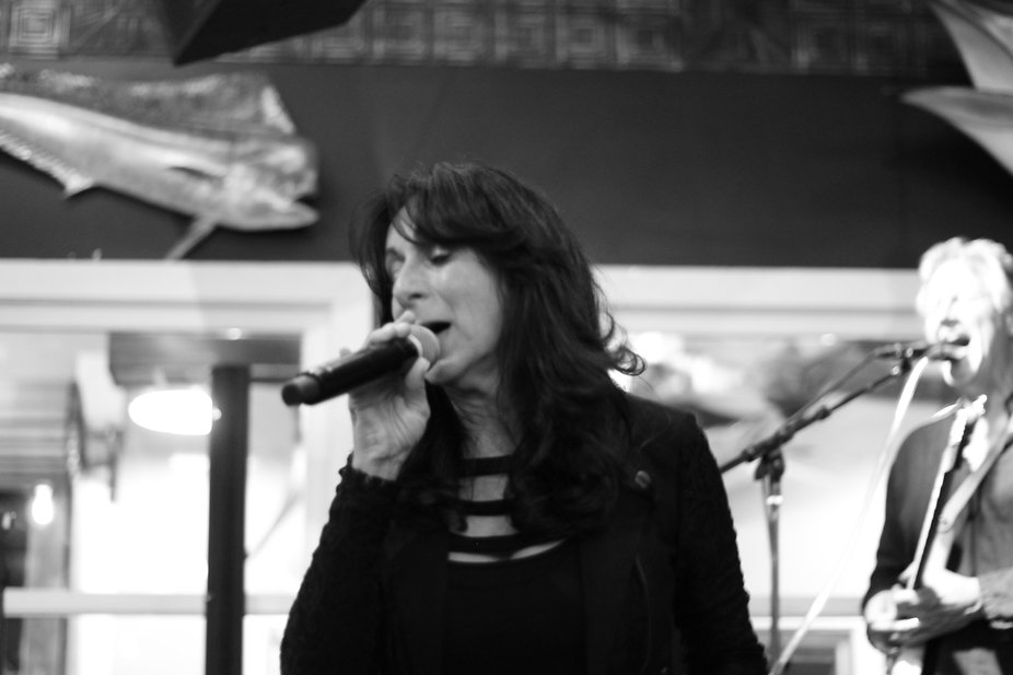 Vocalist Angela Marie