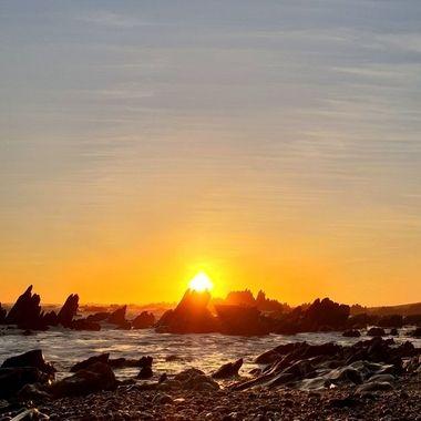 Adrian Mcleish - Sun Set Eastern Cape - Dragon Fire Photography 2018 18