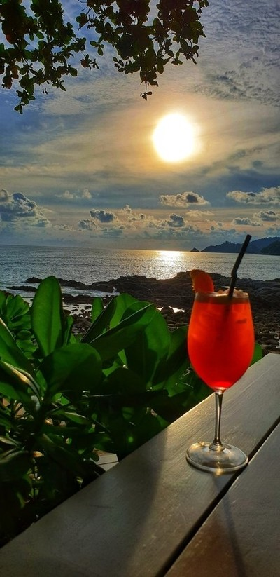 Cocktails at Sunset?
