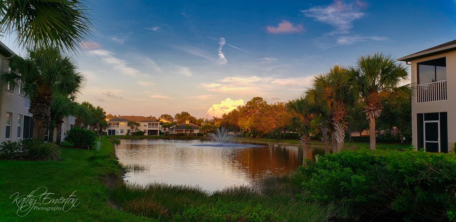 An Evening in Florida