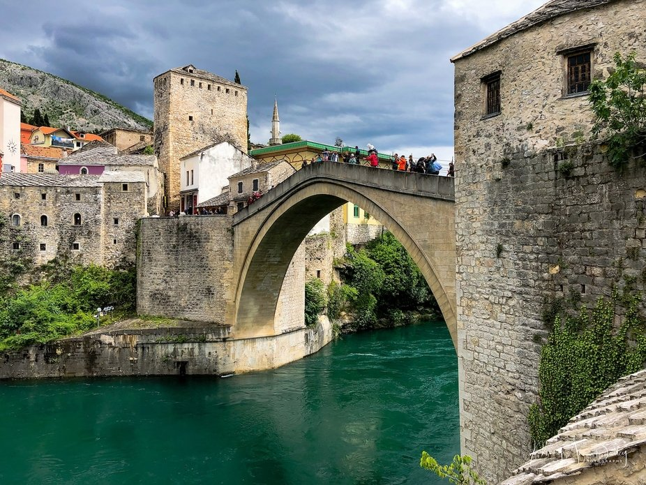 Old Bridge - Mostar, Bosnia Hercegovina.