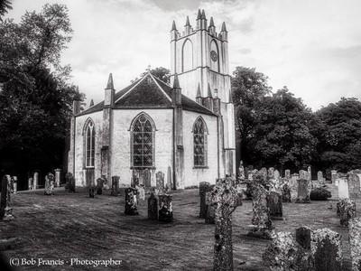 2007 Scotland - White Church