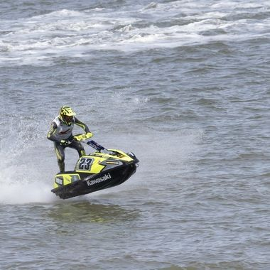 AquaX UK Championships  at Porth Eirias in the Bay of Colwyn