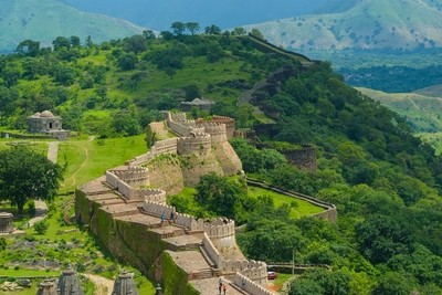 The Great Wall of India