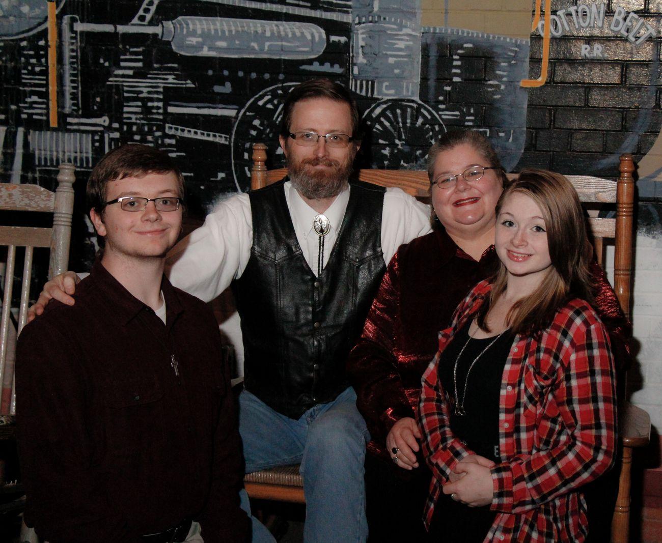 Joe, Pam & Family