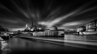 Cathedral Notre Dame of Paris