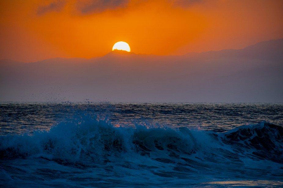Last wave