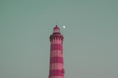 Moon Light Lighthouse