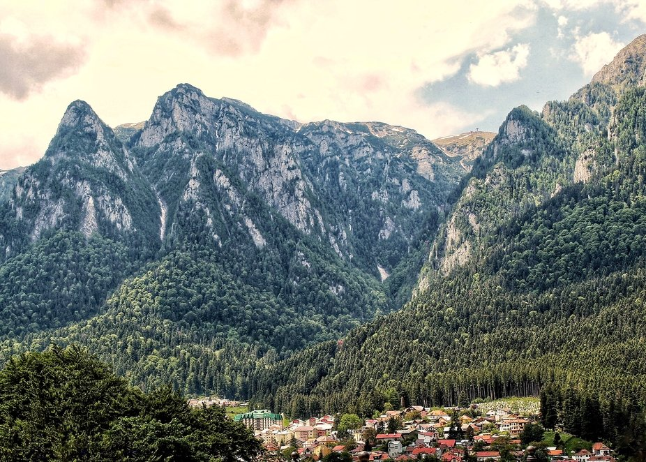 I just finished a trip through the Balkans. During my time in Romania., we were in the small town...