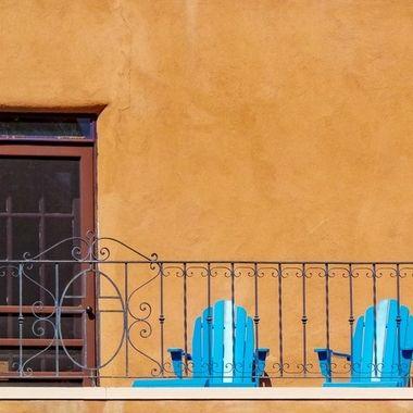 Santa Fe Patio