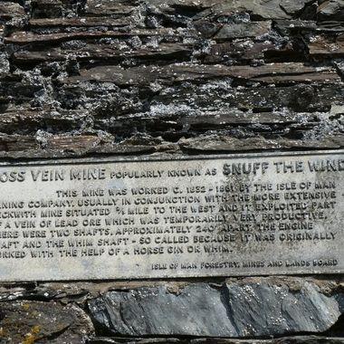 Lead ore Mining in the Isle of Man
