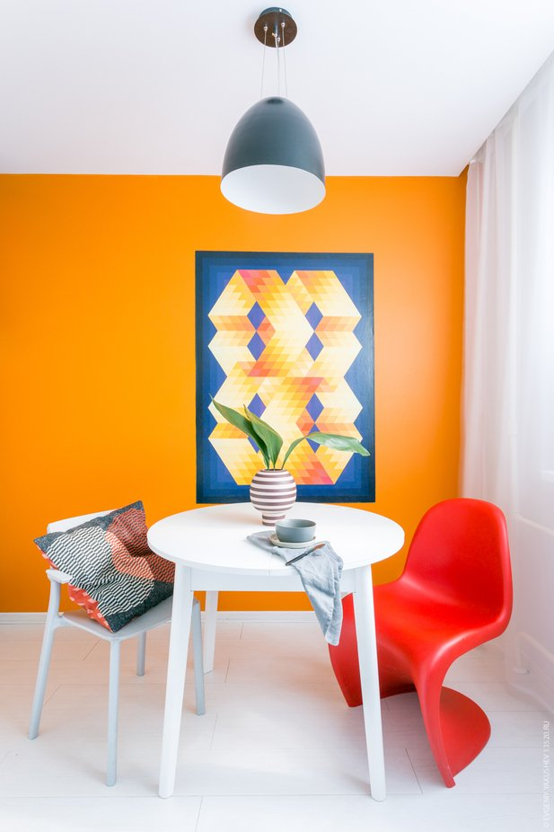 Bright kitchen by yakushevgeniy - Interior Design Photo Contest
