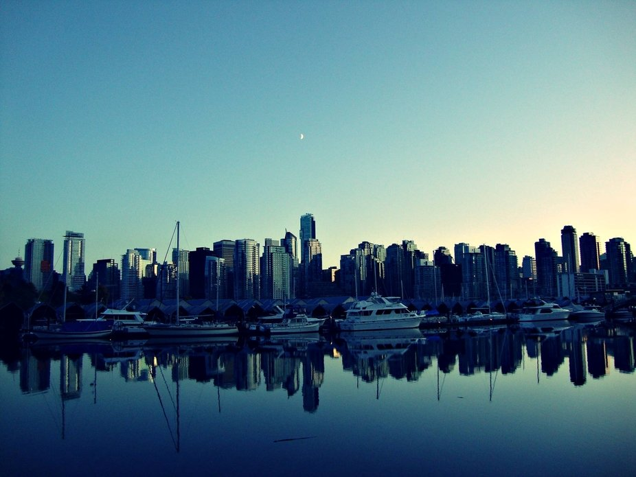 This was my first holiday without any parents. My friends and I visited Vancouver in Canada and w...