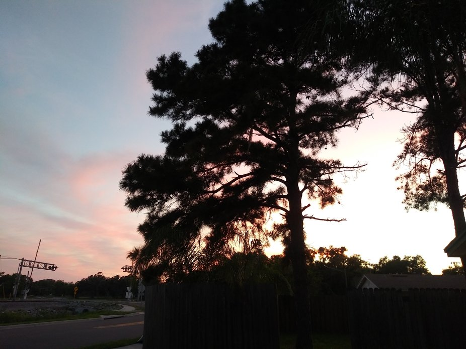The. Beautiful sky