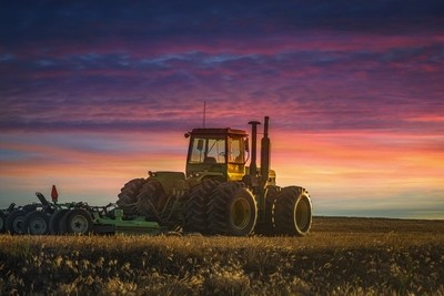Up With the Sun - A Farmer's Life