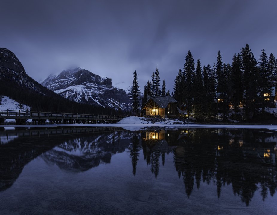 The Canadian Rockies have been a bucket list location for years .... I finally was able to visit....