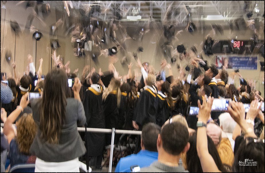 The Highlight of All Graduations