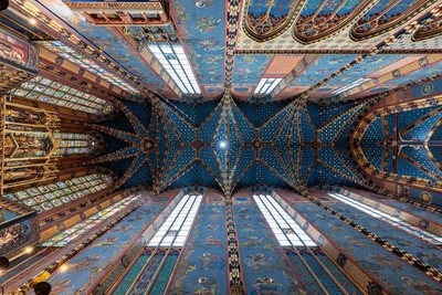 Most Breathtaking Ceiling in the World