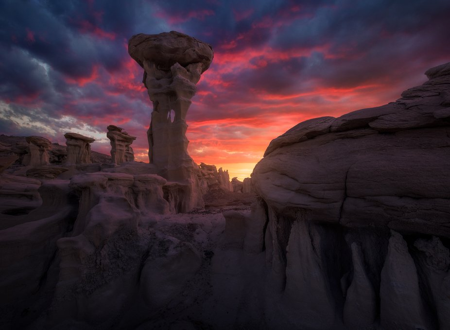 Into the Badlands with an absolute burner from this alien throne chamber. An incredibly rare and ...