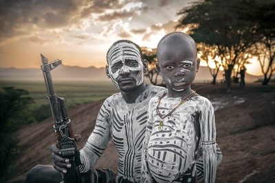 Rifle and Son