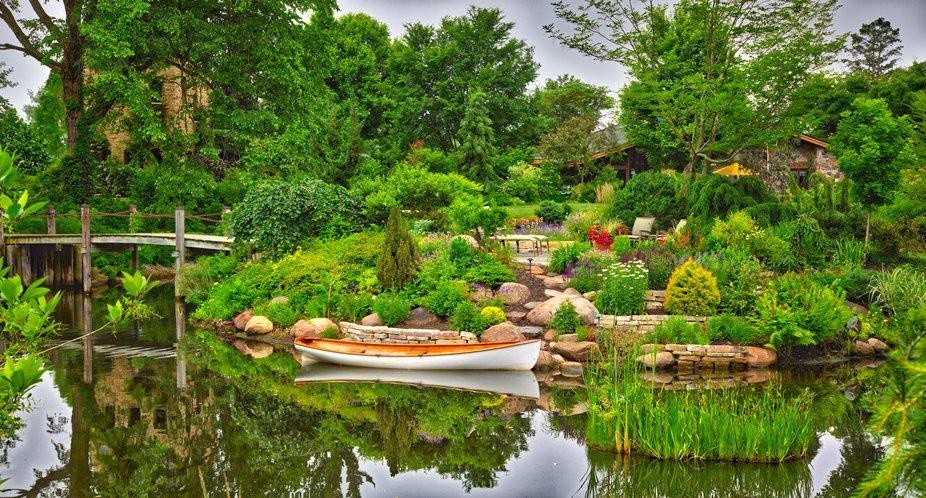 Hamstra Garden