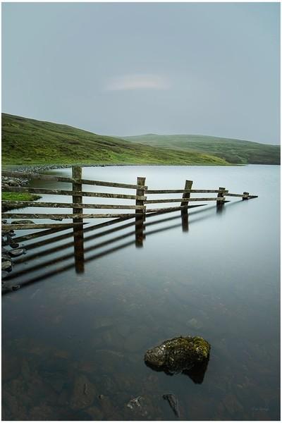 Loch Brindister, Shetland