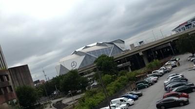 Mercedez Benz Stadium