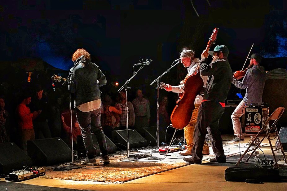 . . . in closing out the 2019 Bluegrass on the Arkansas festival in Salida, Colo.