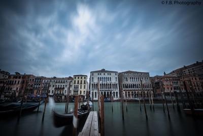 Canale Grande Gondola II