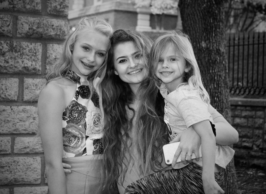 My girls! ????