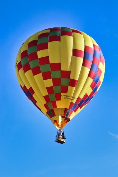 2019 Cheltenham Balloon Fiesta
