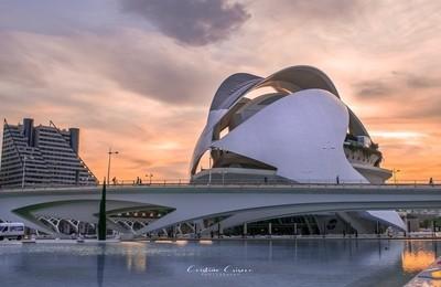 City of Arts and Sciences ,Valencia ,Spain
