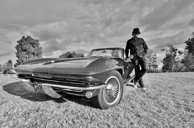 My Uncle and his '65 Stingray
