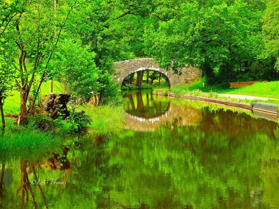 Brecon canal bridge3.