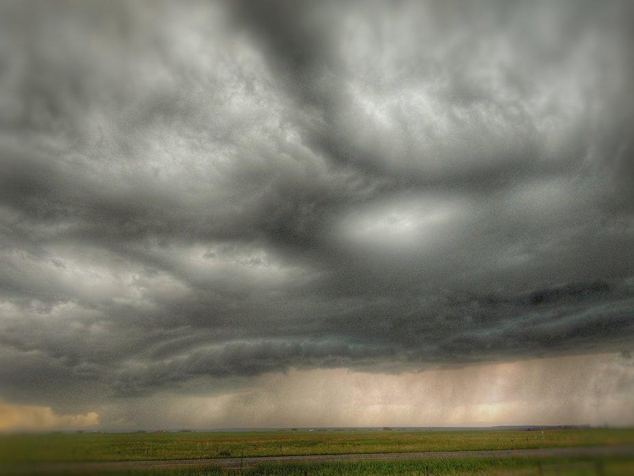 Open Range Storm