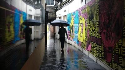 Psychadelic Rainfall